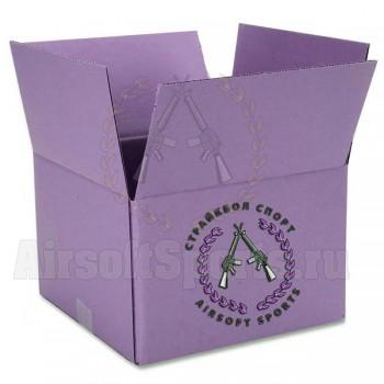 Коробка шаров Mad Bull 0,30 Precision (4000 шт) 20 пачек