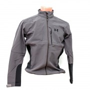 Куртка Under Armour SoftShell Fleece (M) Grey