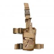 Кобура (GC) ШТУРМ на ногу универ. Multicam
