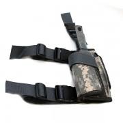 Кобура (GC) ШТУРМ на ногу универ. ACU