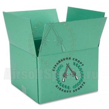 Коробка шаров AIM 0,25 (3800 шт) 12 пачек