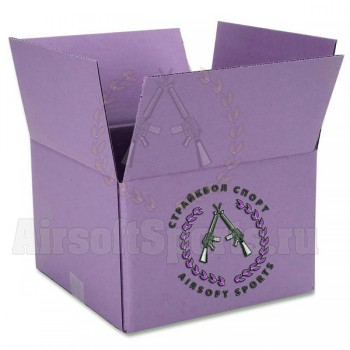 Коробка шаров Mad Bull 0,28 Precision (4000 шт) 20 пачек