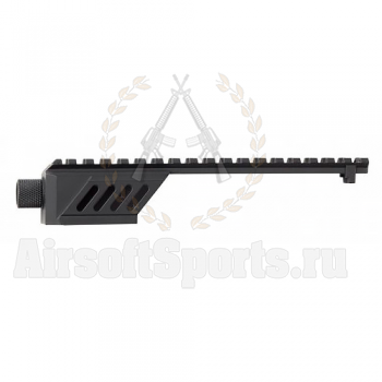 Планка RIS на пистолет (Cyma) для CM030 G18C AEGun Sight Support C29