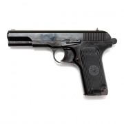 МАКЕТ страйкбольного пистолета (SRC) TT-33 CO2  (Black)